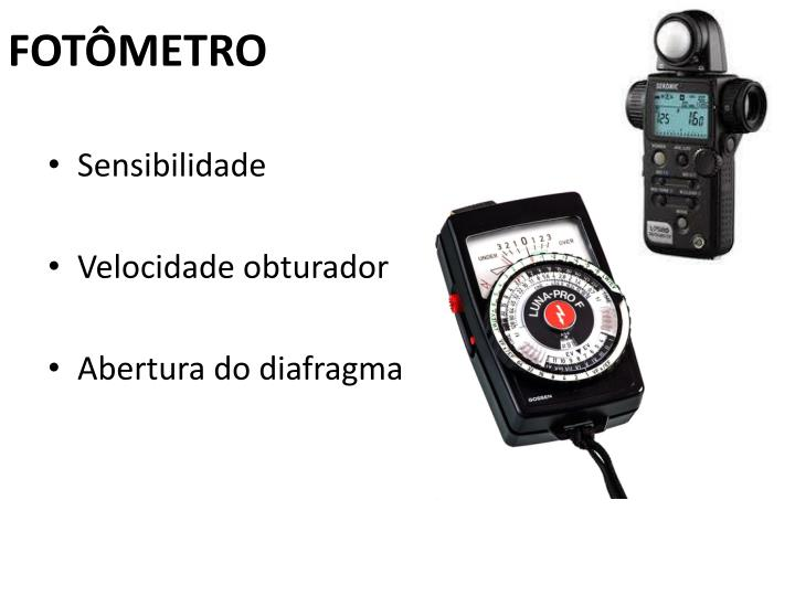 FOTÔMETRO