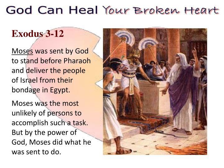 Exodus 3-12