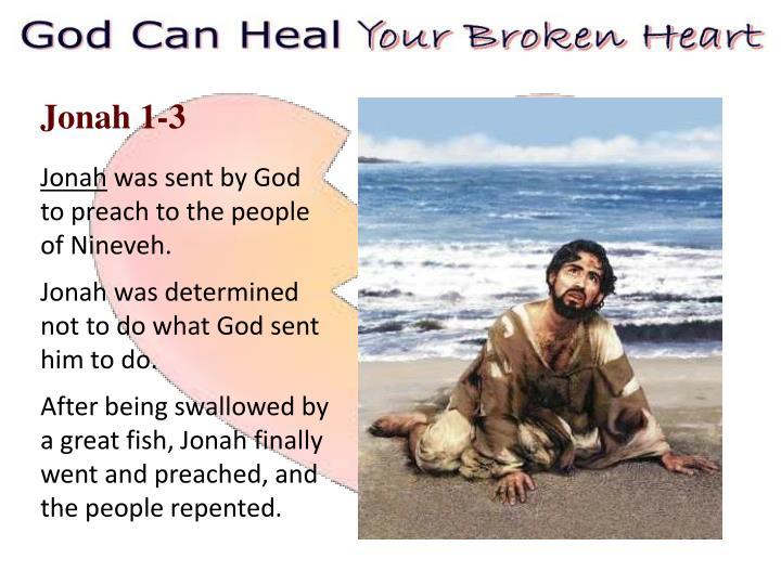 Jonah 1-3
