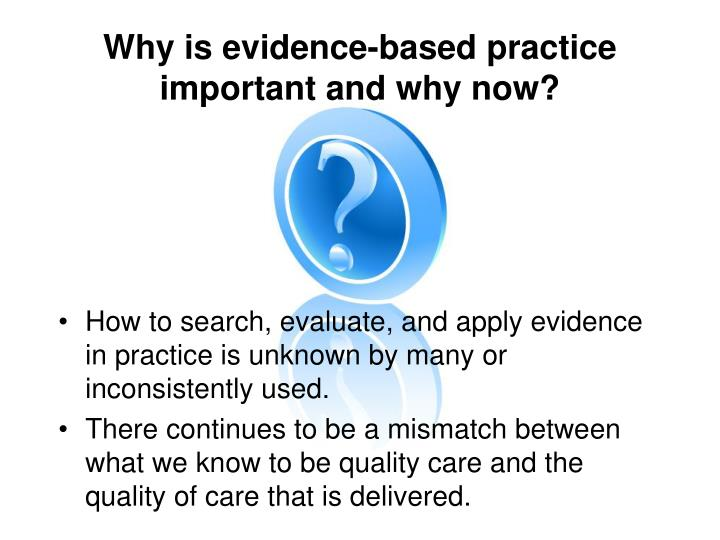 """discuss how evidence based practice is applied Although applied behavior analysts often say they engage in evidence-based practice, they express differing views on what constitutes """"evidence"""" and."""