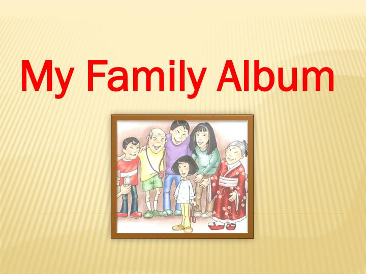 my family album n.