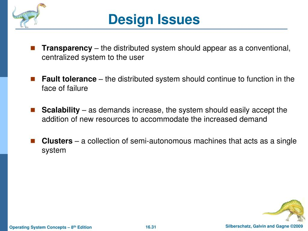 Ppt Module 16 Distributed System Structures Powerpoint Presentation Id 3941937