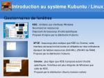 introduction au syst me kubuntu linux4