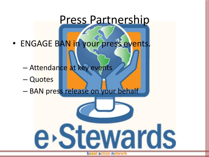 Press Partnership