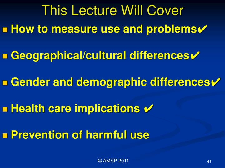 This Lecture Will Cover