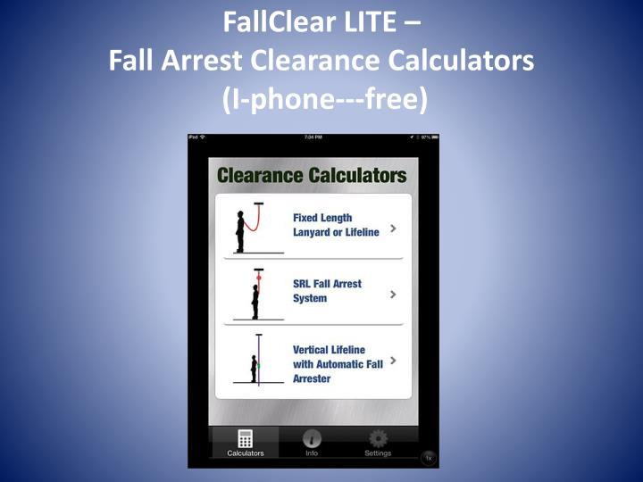 FallClear