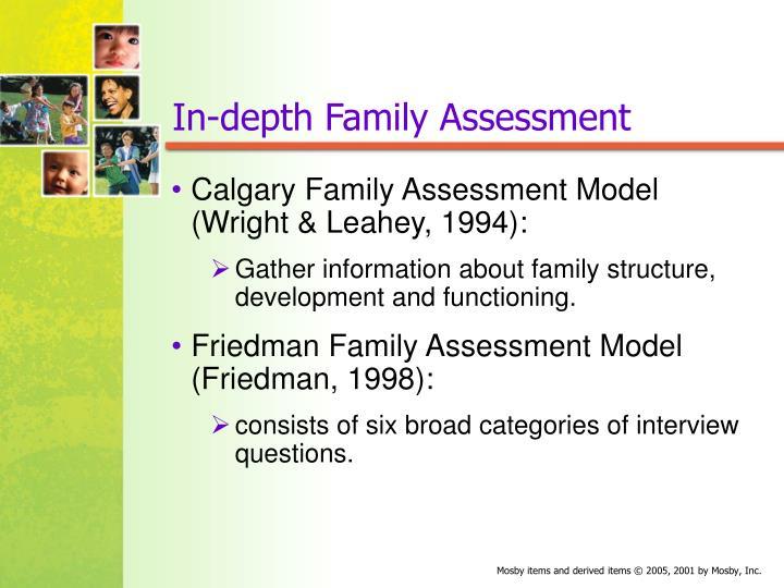 calgary family model