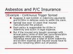 asbestos and p c insurance6