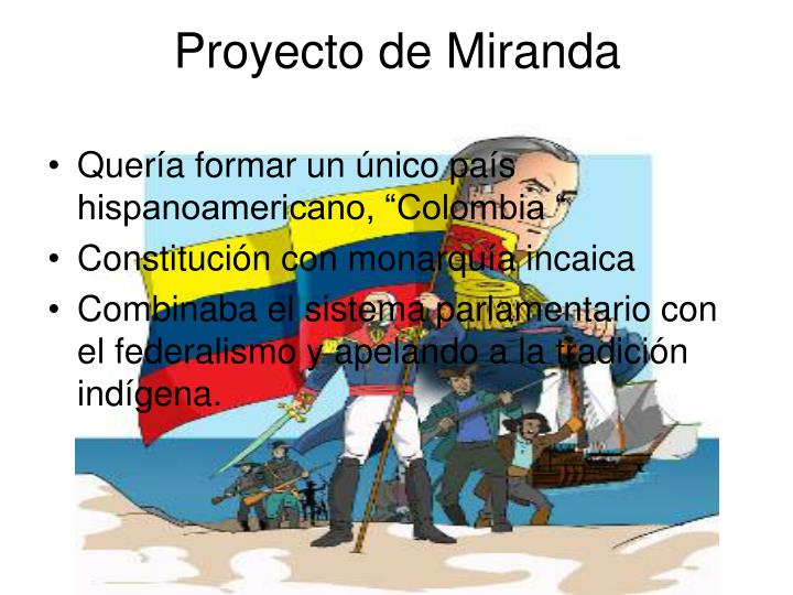 Proyecto de Miranda