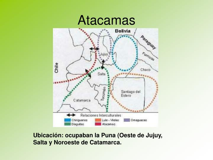 Atacamas