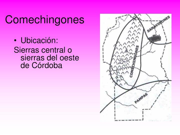 Comechingones