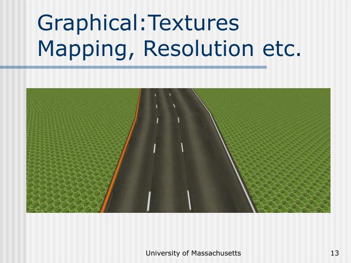 Graphical:Textures