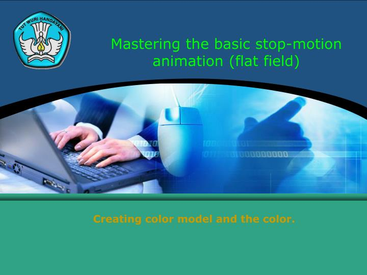 mastering the basic stop motion animation flat field n.