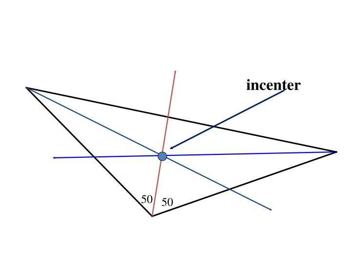incenter