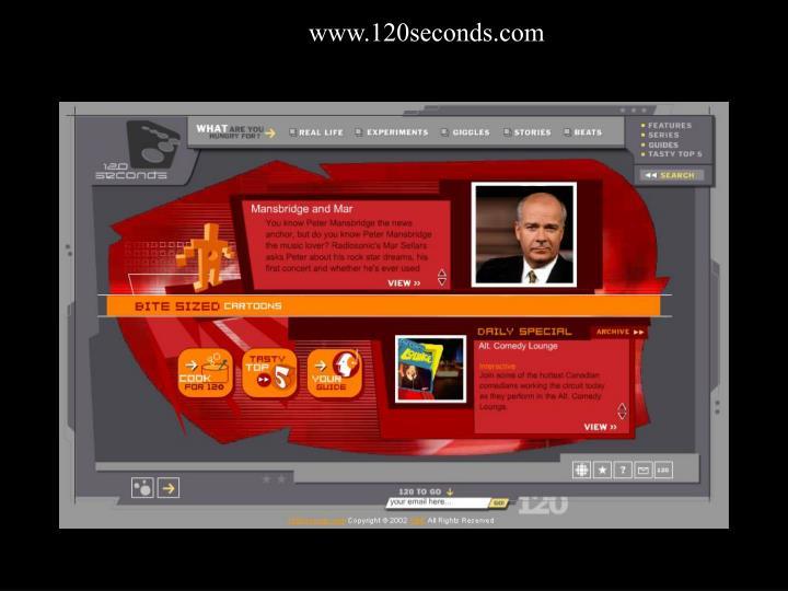 www.120seconds.com