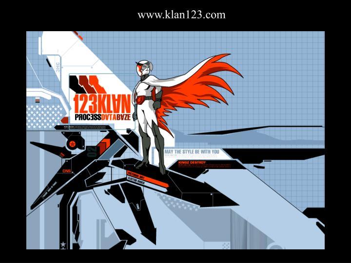 www.klan123.com