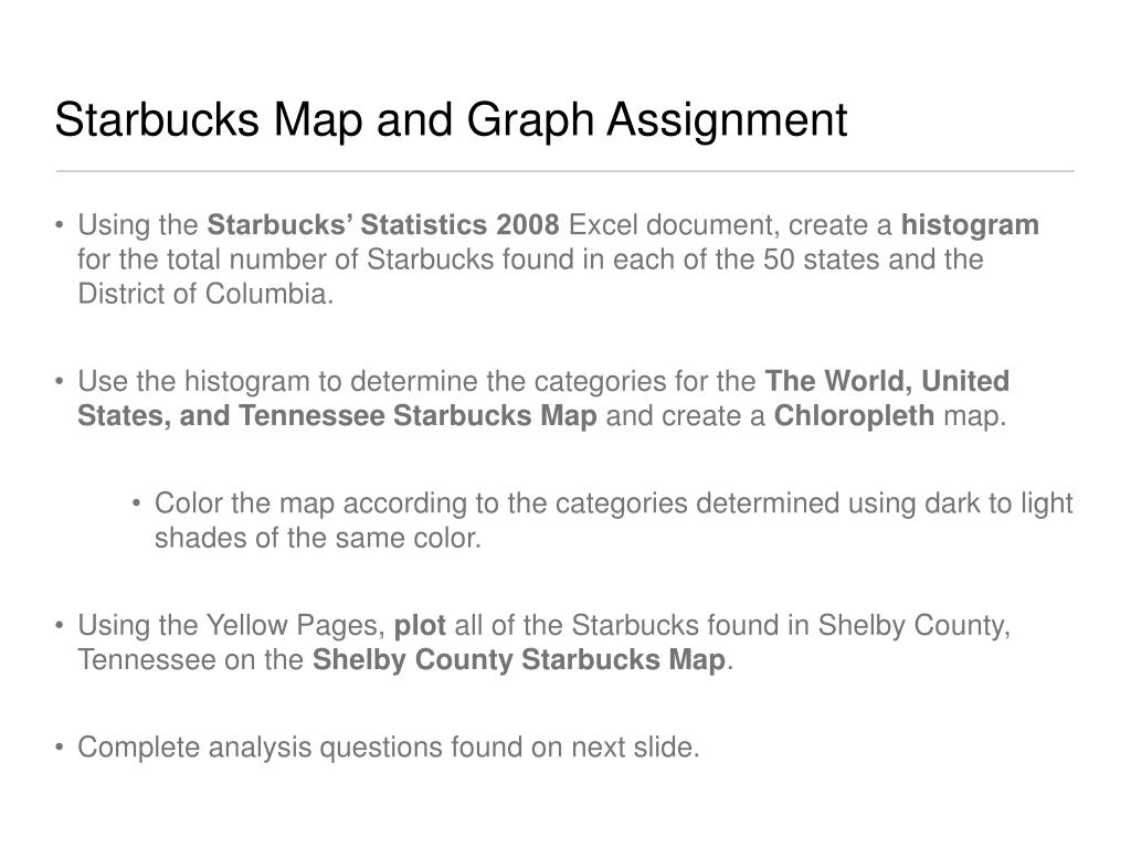 PPT - Where in the world are all the Starbucks? PowerPoint ... Images Of Starbucks United States Map on starbucks the coffee belt map, starbucks store locator, wi-fi locations map, starbucks china map, starbucks global map, starbucks wikimedia commons map, starbucks globalization map, starbucks world map,