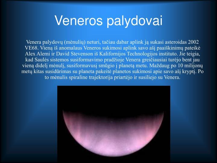 Veneros palydovai