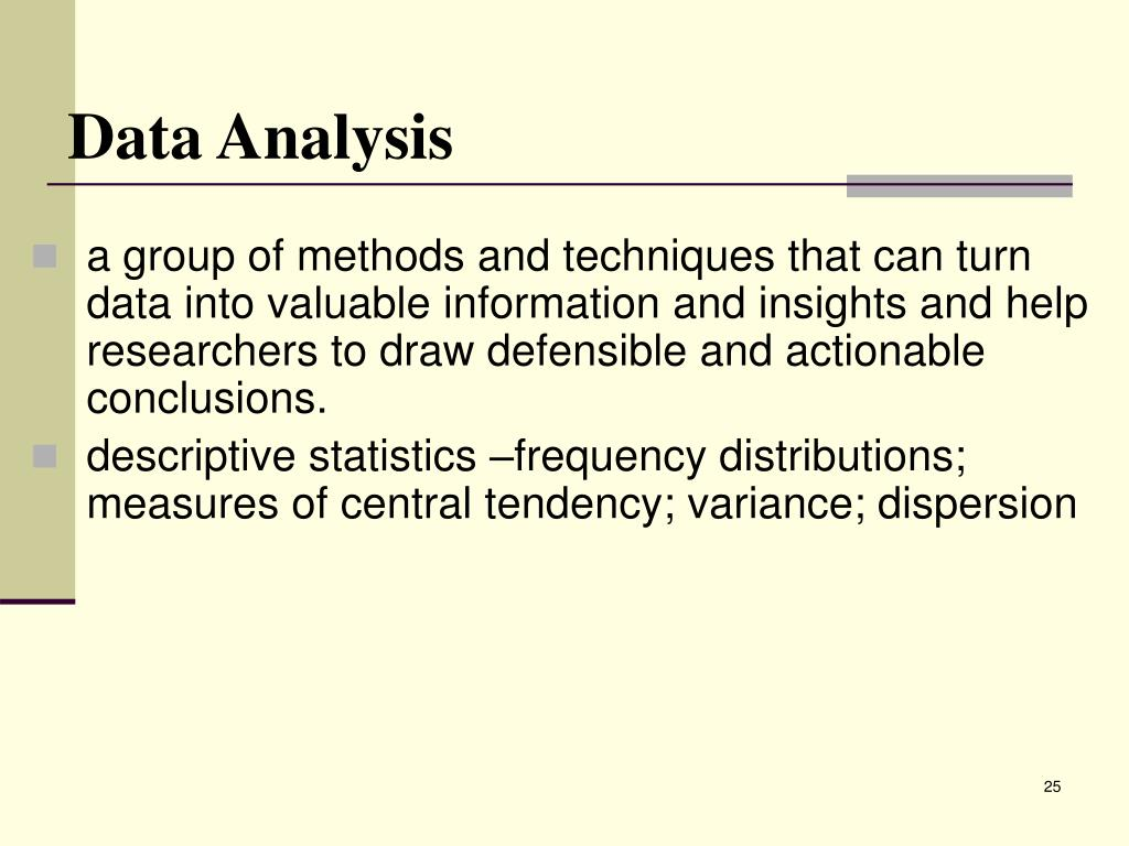 PPT - Chapter 10 Data Collection Methods PowerPoint Presentation, free  download - ID:3947456
