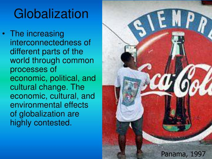 "effects of globalization on folk culture Among the three effects of globalization on culture, the growth of global ""pop culture"" tends to get the most attention, and to strike people on a visceral level many complain that this form of globalization is actually americanization, because the united states is by far the biggest producer of popular culture goods."