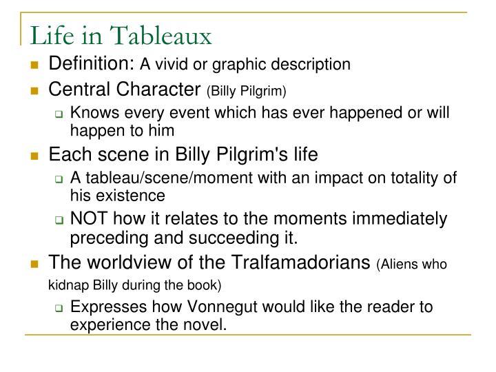 Life in Tableaux