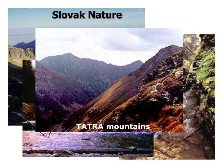 Slovak Nature