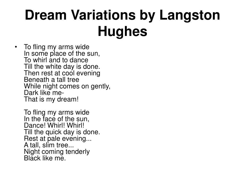Roy Decarava Langston Hughes