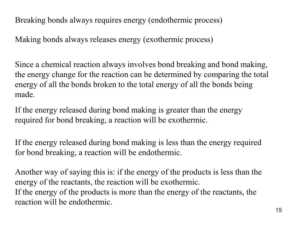 Ppt Chapter 16 Energy And Chemical Change Powerpoint Presentation Free Download Id 3950313