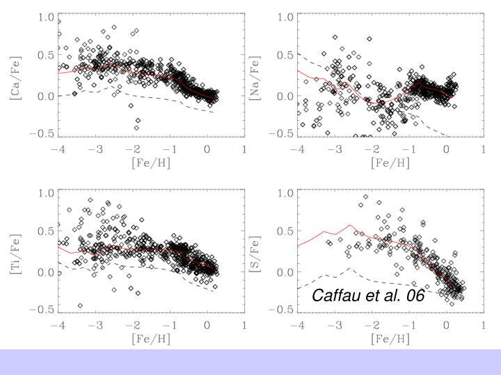 Caffau et al. 06
