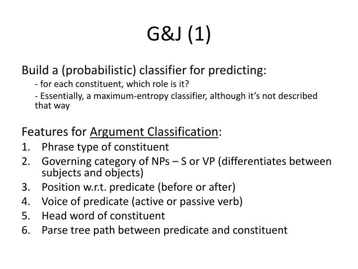 G&J (1)