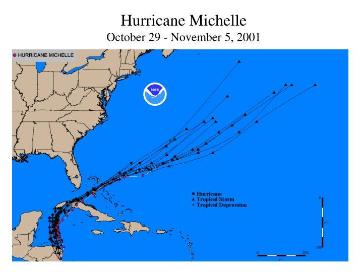 Hurricane Michelle
