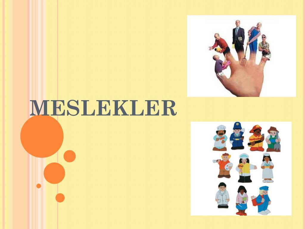Ppt Meslekler Powerpoint Presentation Free Download Id 3951260