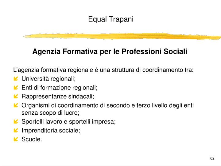Agenzia Formativa per le Professioni Sociali