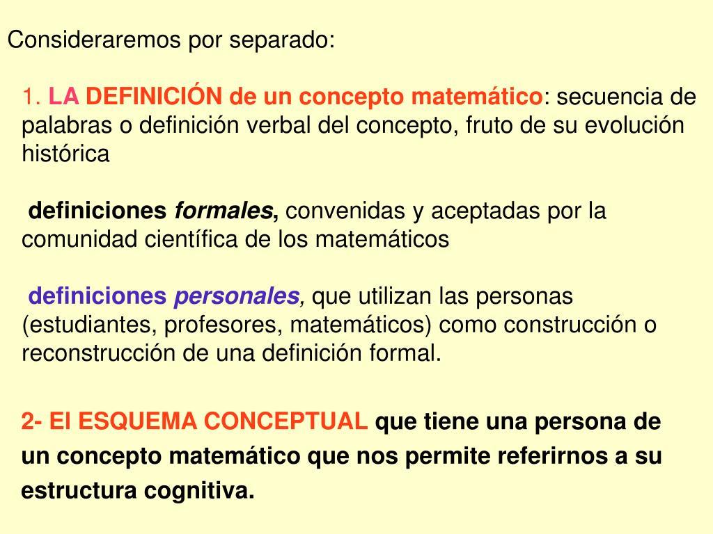 Ppt Formación Matemática Universitaria Sugerencias Desde