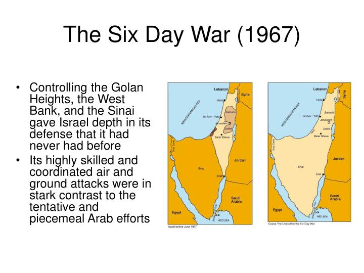 The Six Day War (1967)
