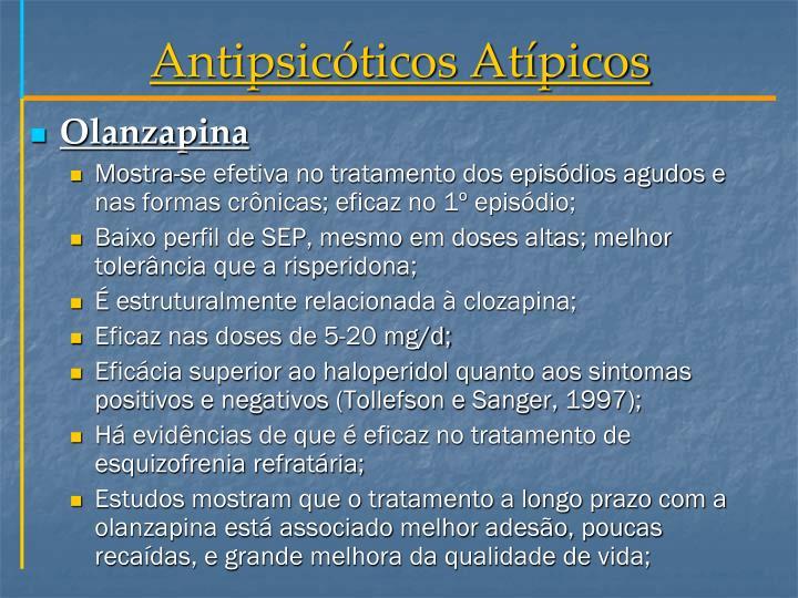 Antipsicóticos Atípicos