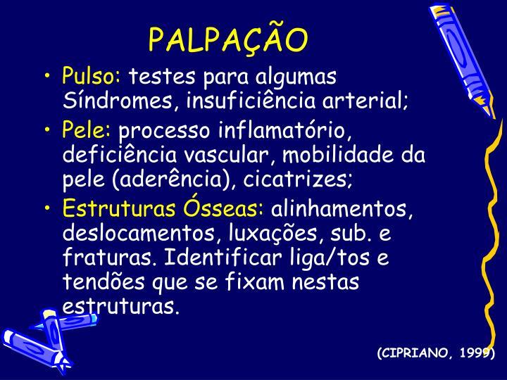 Palpa o