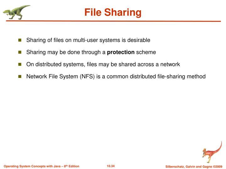 File Sharing