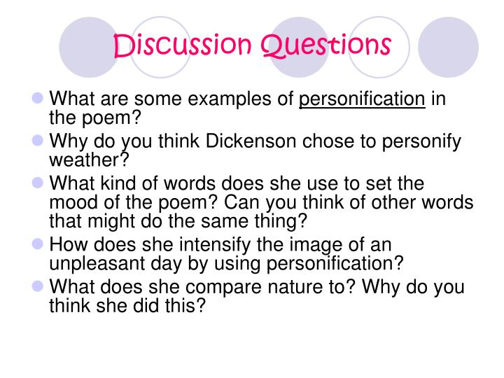 Ppt What Is Personification Powerpoint Presentation Id3953206