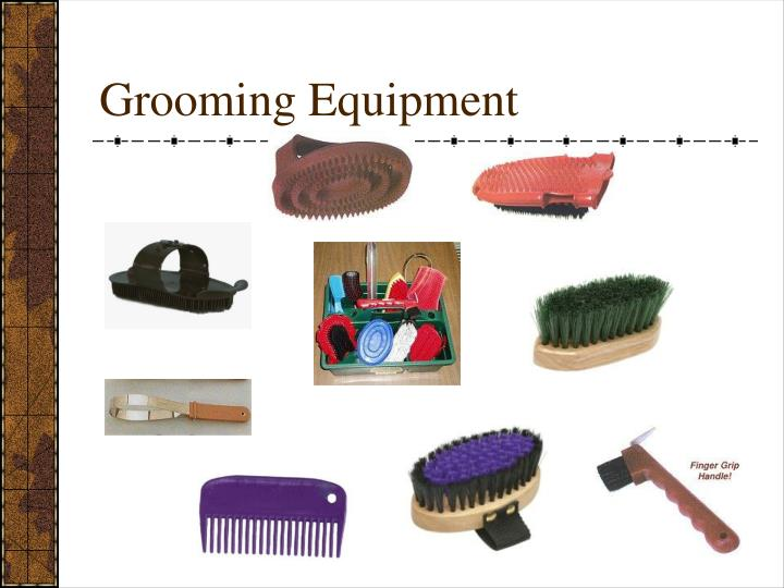 Grooming Equipment