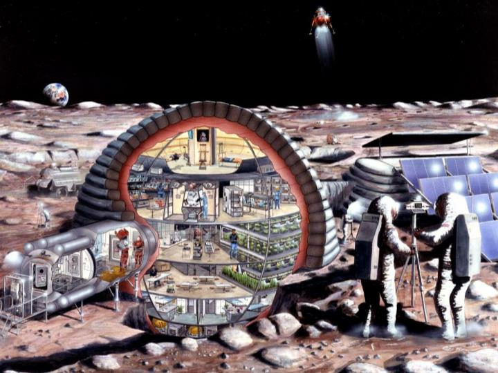 A Manned Base