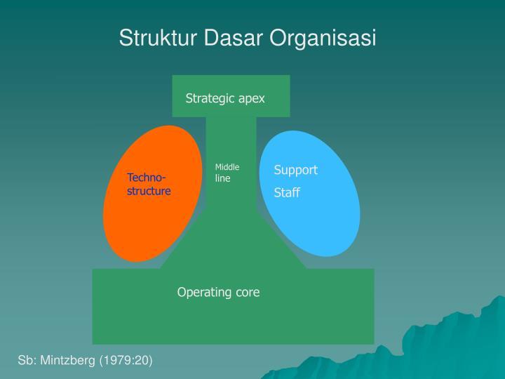 Struktur Dasar Organisasi