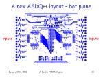 a new asdq layout bot plane