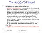 the asdq cot board1