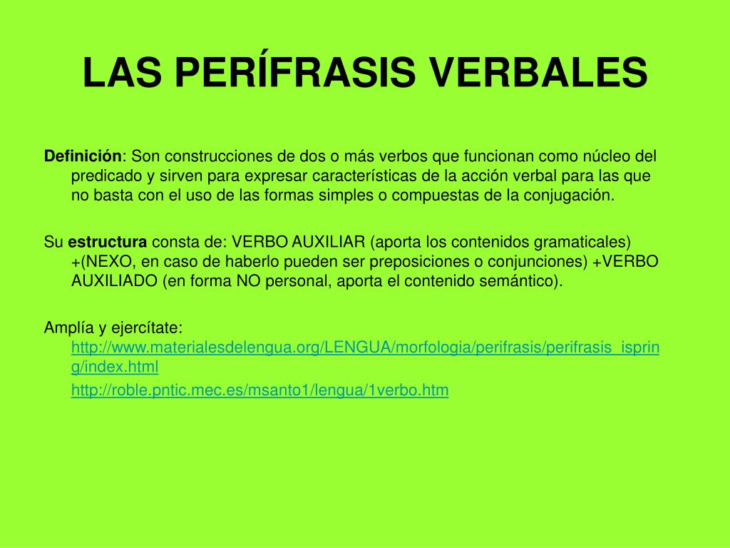Ppt L Verbo Powerpoint Presentation Free Download Id