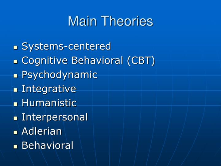 dynamic systems theory and psychodynamic world view Systems theory is the interdisciplinary study of systems in general, with the goal of elucidating principles that can be applied to all types of systems at all nesting levels in all fields of research.