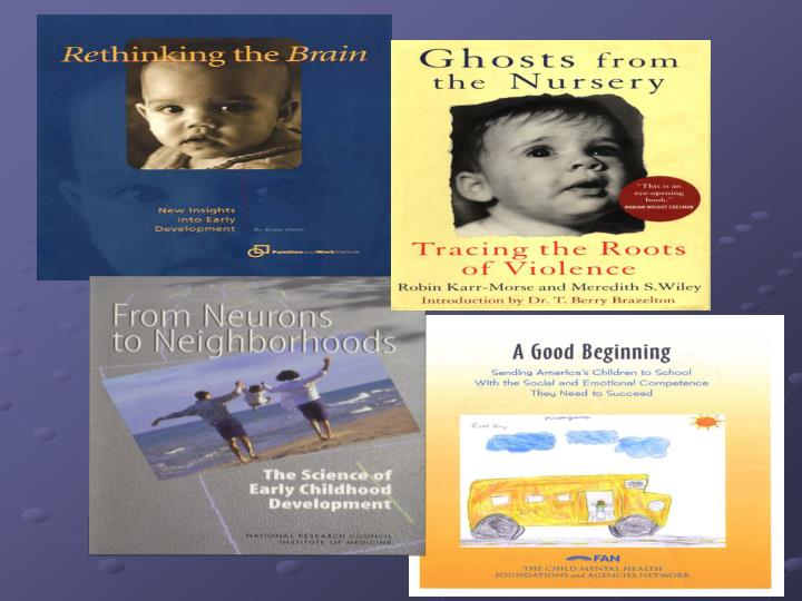 It includes our attachment and bonding experience in the first 18 months of life, as well as how exploration and aggressiveness were handles during toddler hood (terrible two's) and how we learned self-control or self-regulation of impulses by the time we turned five and went to kindergarten.