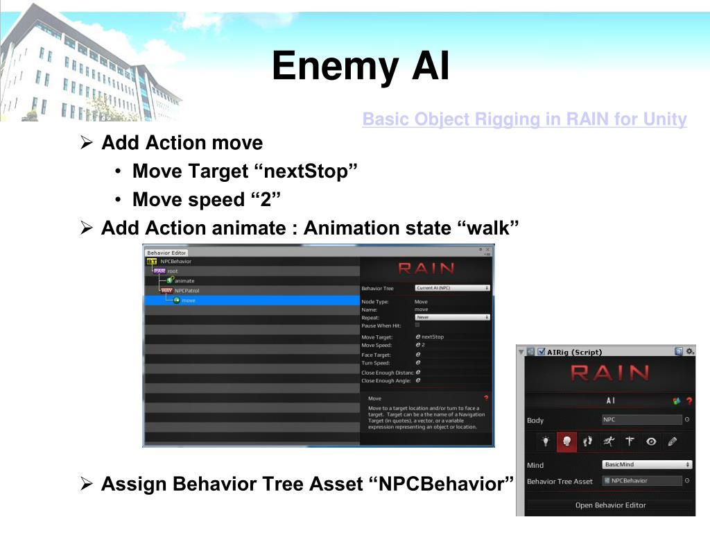 PPT - Unity3D Tutorial PowerPoint Presentation - ID:3954937