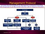 management protocol