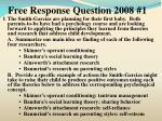 free response question 2008 11